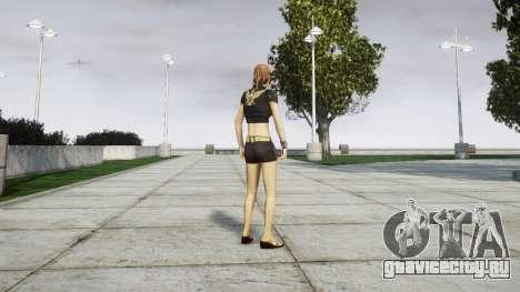 Девушка ФБР для GTA 4 второй скриншот