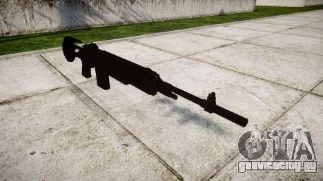 Автоматическая винтовка Mk 14 для GTA 4