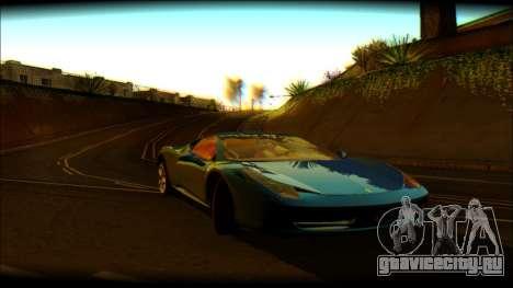 DayLight ENB for Medium PC для GTA San Andreas пятый скриншот