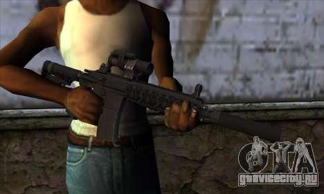 HX AP 15 from Hitman Absolution для GTA San Andreas третий скриншот