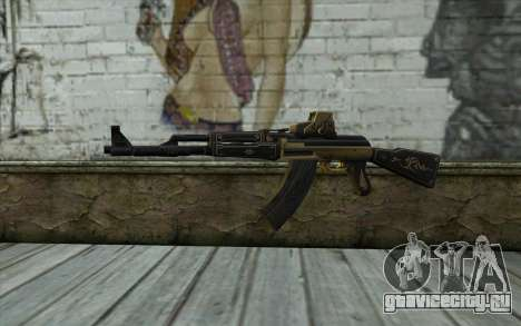 AK47 from PointBlank v2 для GTA San Andreas