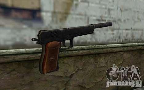 Silenced Colt45 для GTA San Andreas второй скриншот