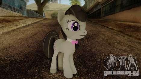 Octavia from My Little Pony для GTA San Andreas