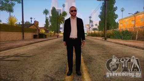 GTA 5 Online Skin 8 для GTA San Andreas