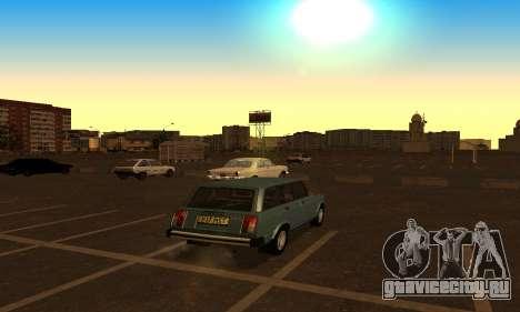 Lada 2104 Riva для GTA San Andreas вид слева