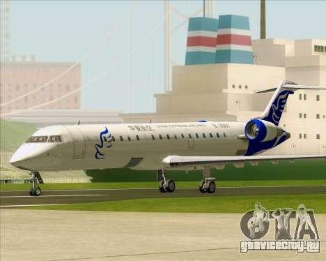 Embraer CRJ-700 China Express Airlines (CEA) для GTA San Andreas вид слева