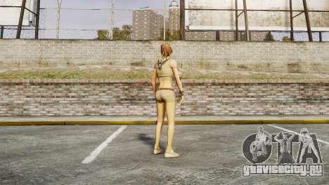 Девушка ФБР для GTA 4 четвёртый скриншот