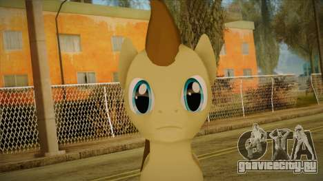 Doctor Whooves from My Little Pony для GTA San Andreas третий скриншот