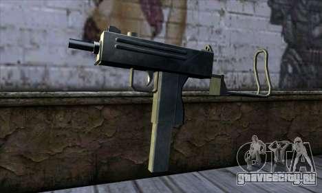 Micro Uzi v2 для GTA San Andreas