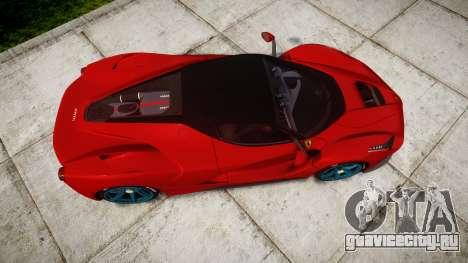 Ferrari LaFerrari 2014 [EPM] для GTA 4 вид справа