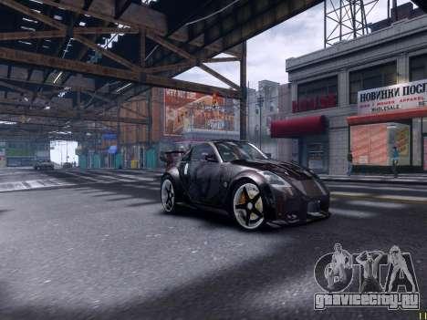 Nissan 350Z Tokyo Drift для GTA 4