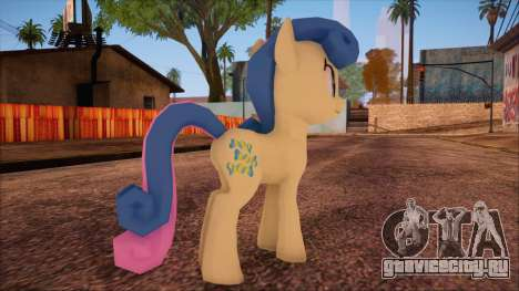 BonBon from My Little Pony для GTA San Andreas второй скриншот