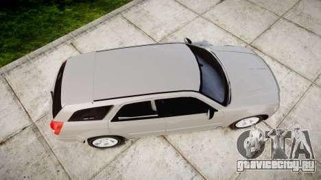 Dodge Magnum 2004 [ELS] Liberty County Sheriff для GTA 4 вид справа