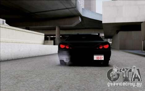 Japan Elegy для GTA San Andreas вид сзади