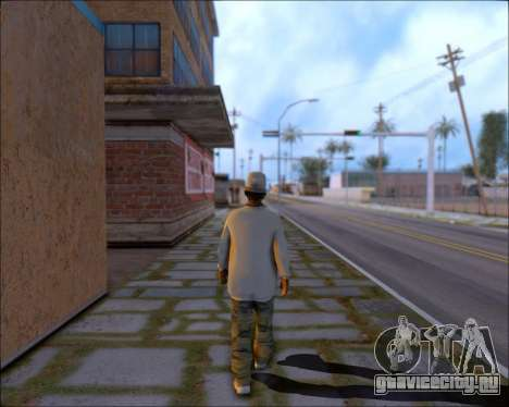 ClickClacks ENB V1 для GTA San Andreas четвёртый скриншот
