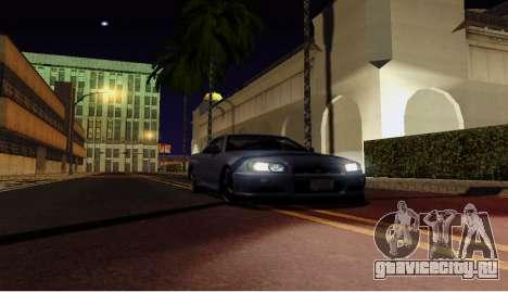 ENB для слабых компьютеров для GTA San Andreas третий скриншот