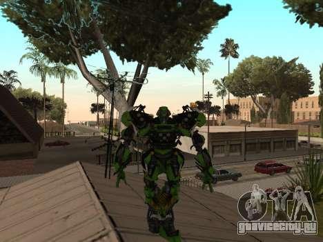Transformers 3 Dark of the Moon Skin Pack для GTA San Andreas пятый скриншот