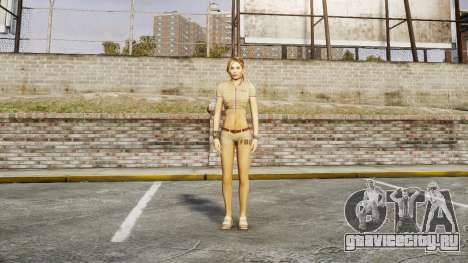 Девушка ФБР для GTA 4 третий скриншот