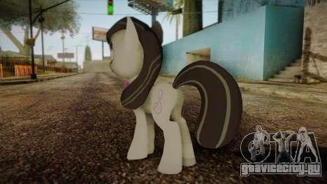 Octavia from My Little Pony для GTA San Andreas второй скриншот
