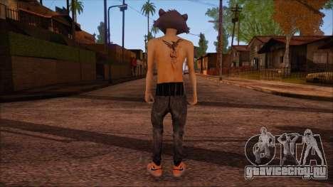 GTA 5 Skin для GTA San Andreas второй скриншот