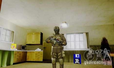 Spec Ops для GTA San Andreas