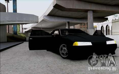 Japan Elegy для GTA San Andreas вид сбоку