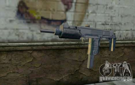 MP5 from GTA Vice City для GTA San Andreas