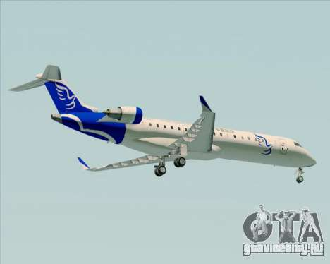 Embraer CRJ-700 China Express Airlines (CEA) для GTA San Andreas вид сзади