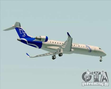 Embraer CRJ-700 China Express Airlines (CEA) для GTA San Andreas вид сзади