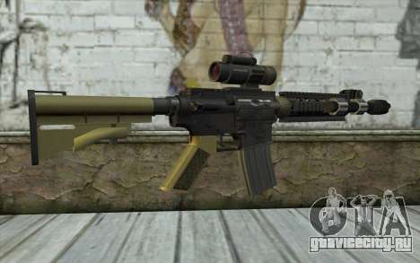 M4 MGS Iron Sight v2 для GTA San Andreas