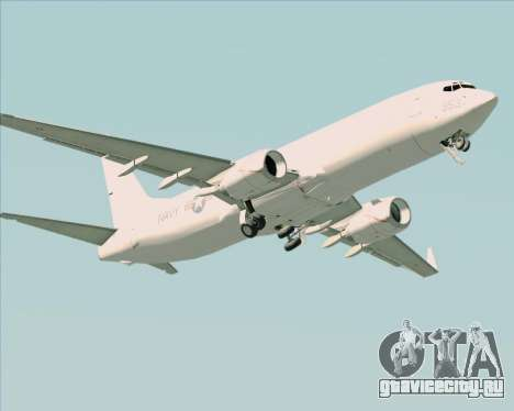 Boeing P-8 Poseidon US Navy для GTA San Andreas колёса