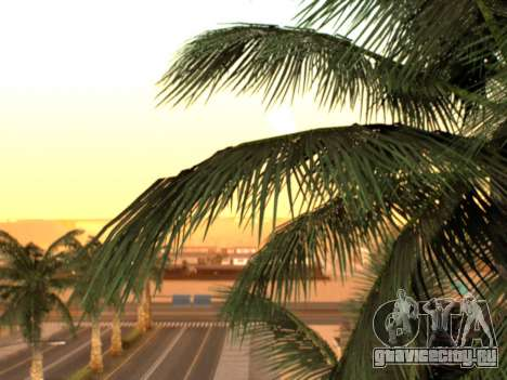 Lime ENB v1.2 SA:MP Edition для GTA San Andreas третий скриншот