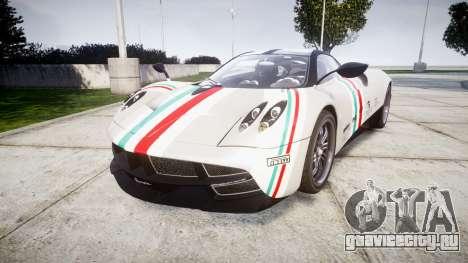 Pagani Huayra 2013 для GTA 4