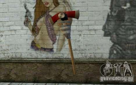 Defiler From Dead Rising 2 для GTA San Andreas