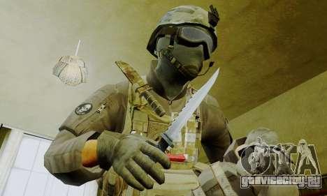 Spec Ops для GTA San Andreas пятый скриншот