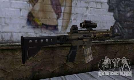 LR300 v1 для GTA San Andreas второй скриншот
