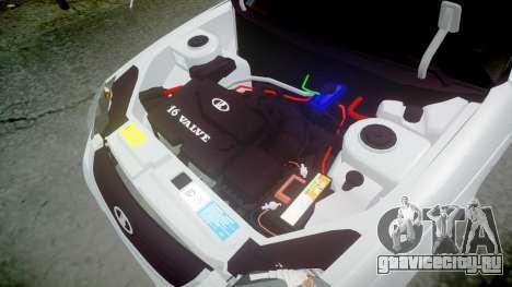ВАЗ-2170 high quality для GTA 4 вид сбоку
