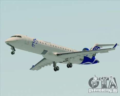 Embraer CRJ-700 China Express Airlines (CEA) для GTA San Andreas