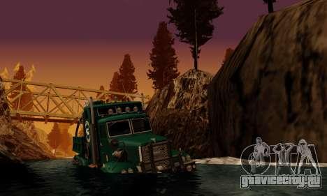 Трасса для бездорожья 4.0 для GTA San Andreas шестой скриншот