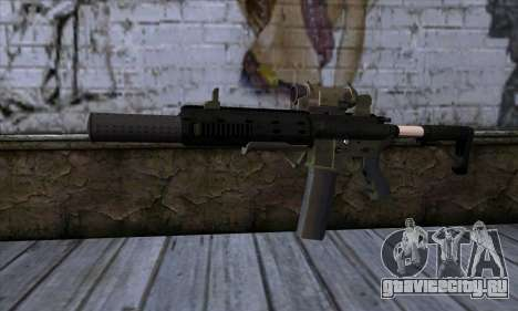 Carbine Rifle from GTA 5 v1 для GTA San Andreas