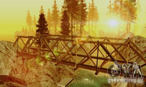 Трасса для бездорожья 4.0 для GTA San Andreas второй скриншот