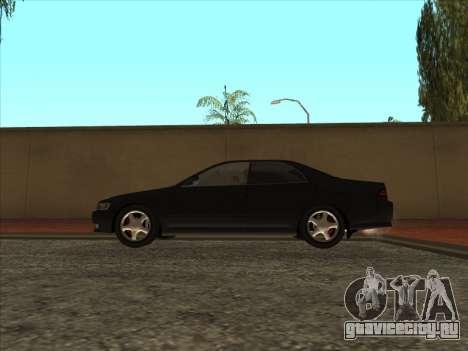 Toyota Mark II Консульская для GTA San Andreas