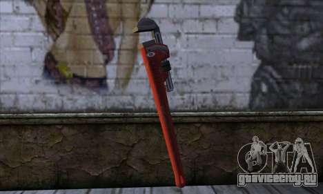Wrench from Far Cry для GTA San Andreas