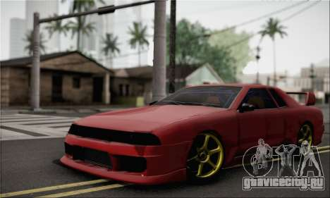 New Elegy Drift Edition для GTA San Andreas