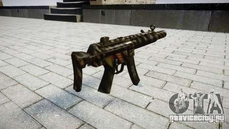 Пистолет-пулемёт MP5SD NA CS для GTA 4