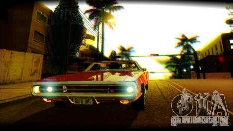 DayLight ENB for Medium PC для GTA San Andreas