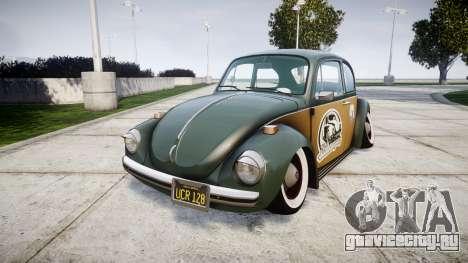Volkswagen Beetle для GTA 4
