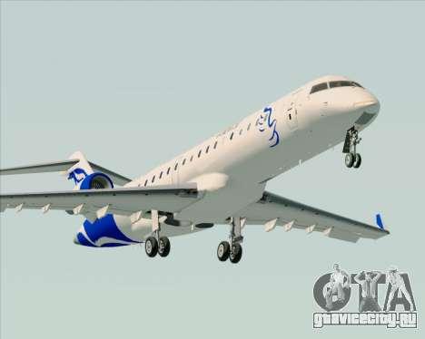Embraer CRJ-700 China Express Airlines (CEA) для GTA San Andreas двигатель
