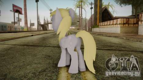 Derpy Hooves from My Little Pony для GTA San Andreas второй скриншот