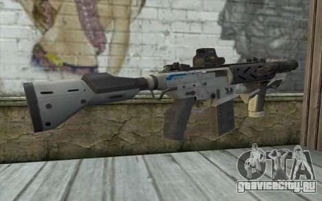 Peacekeeper from Call of Duty Black Ops II для GTA San Andreas